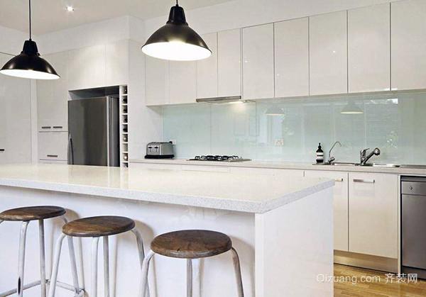 开放式厨房设计标准