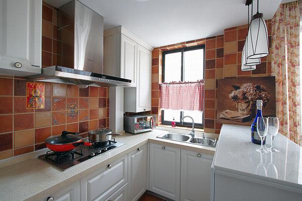 选购厨房墙砖