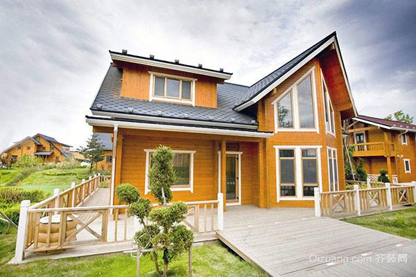 木屋别墅的设计方案有哪些