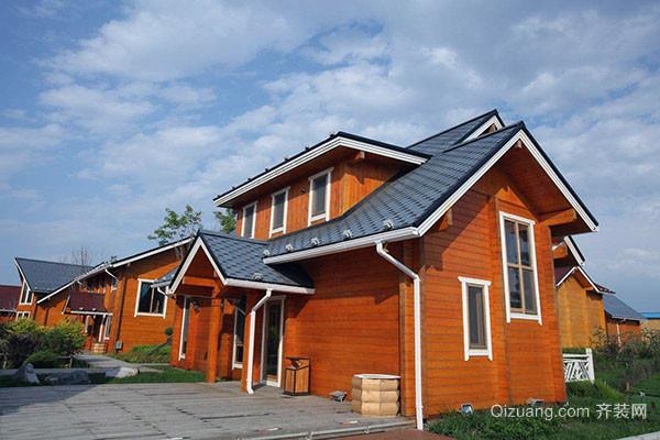 有哪些木屋别墅的设计方案