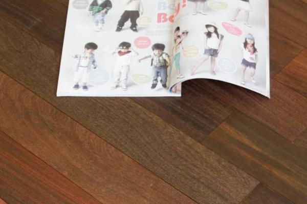重蚁木地板的优缺点介绍