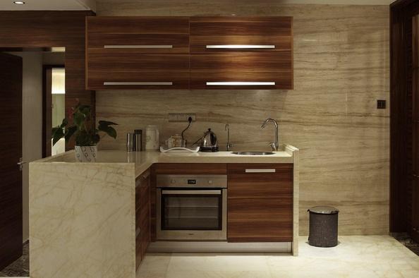 厨房装修颜色搭配技巧