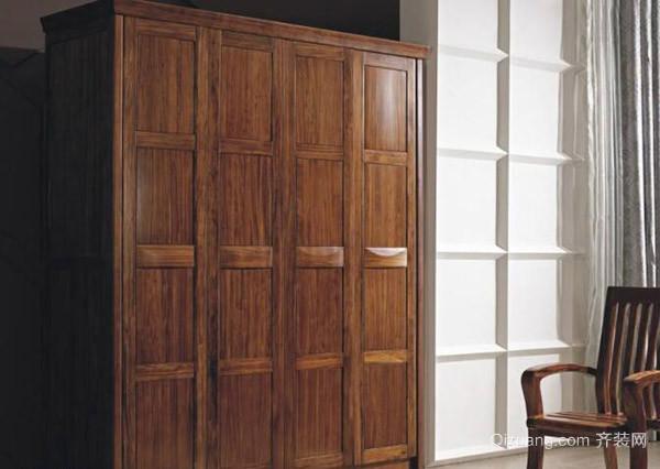 这也是一种非常常见的人造板材,在家装当中有着非常广泛的应用,它的制作需要添加大量脲醛树脂胶,因此可能会有游离甲醛的残留,在环保性能上要远远低于原木材料,不过随着衣柜板材制作工艺的不断改进,实木颗粒板的环保性能也不断的提高,目前已经能够将甲醛释放量控制在国家标准之内,因此也是能够放心使用的。  三、衣柜板材的种类解析实木