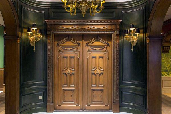 实木复合门怎么挑选好 好门都是这样挑