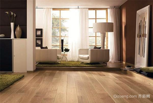 木地板选购常见的四个误区 你已中招-齐装网