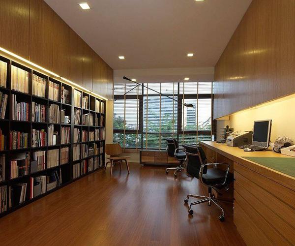 书房装修有哪些装修要点