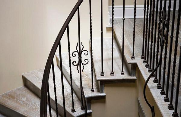 室内楼梯常见材料