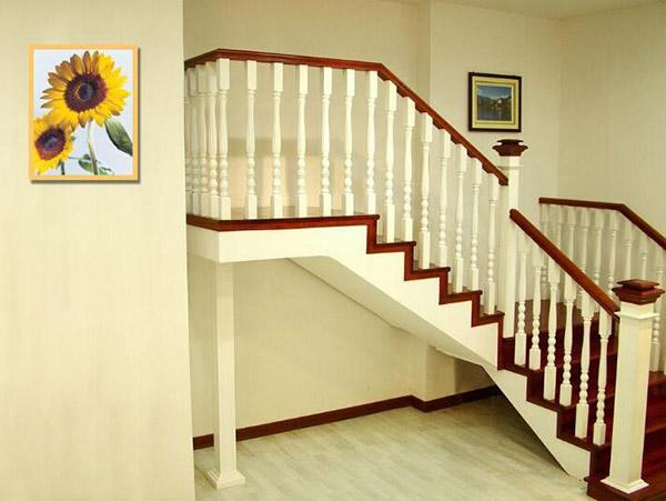 室内楼梯材质