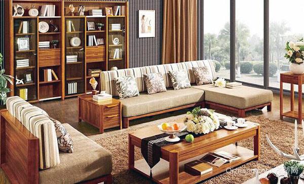 制作实木沙发的木材有哪些 好材质才有好沙发