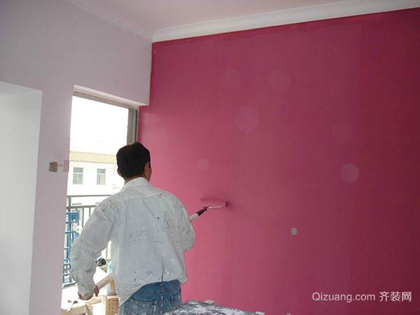 家装刷漆骗术