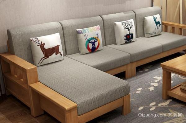 三、实木沙发怎么清洗上蜡 除了日常除尘和清洁之外,实木沙发还需要上蜡以达到保养的目的。可以使用专用的纯木家具上光蜡对沙发进行定期保养。尽管经常上蜡对实木沙发表面的涂层没有伤害,但一年上光1到2次才是最好的。