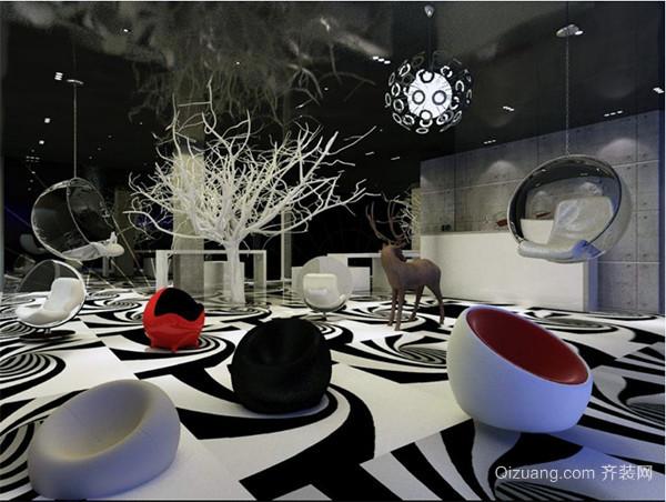 这也是概念家具吸引人的地方,纸板,塑料,玻璃等材质在概念家具的设计