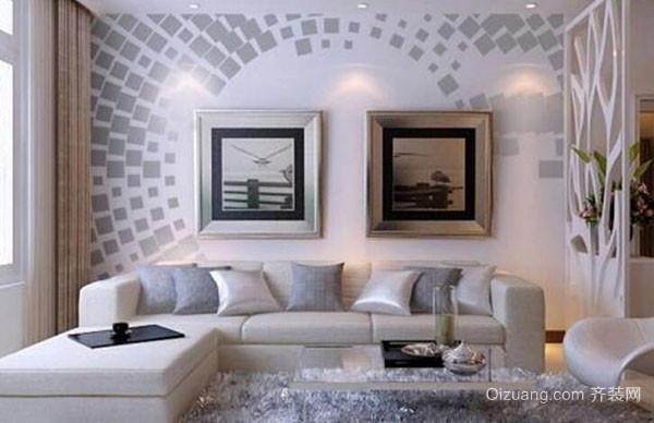 硅藻泥电视背景墙的优势