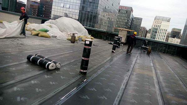 刚性防水屋面施工中需注意的要点