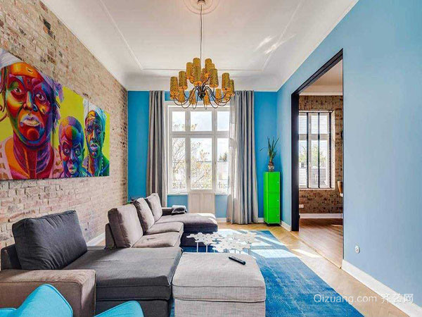 房屋装修颜色搭配法则介绍 设计师珍藏的房屋搭配窍门