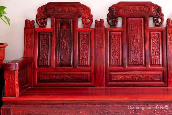 红木家具的制作工艺有哪些