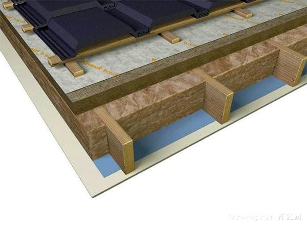 家居屋顶隔热保温的技巧详解 温暖一个冬天