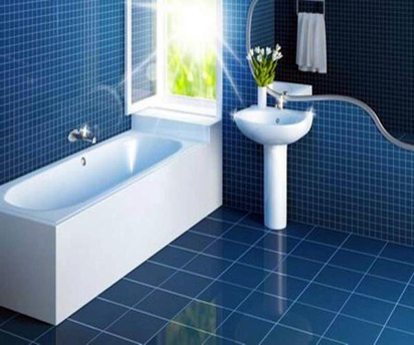 PVC浴室地板