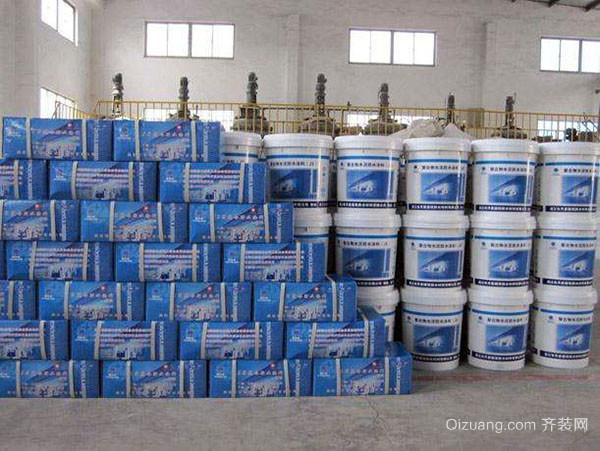 施工家居防水材料的注意要点