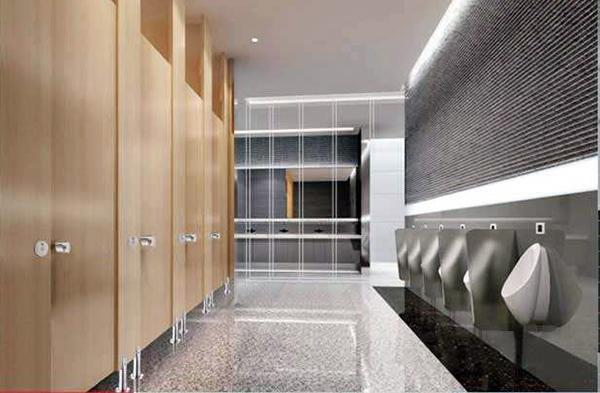 卫生间隔断板材怎么选