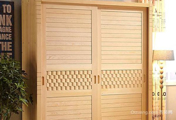 选购实木衣柜有哪些技巧 主要是这四步