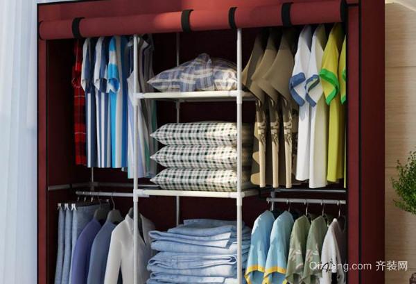 一、布衣柜常见的布料之帆布 帆布这种布料比较密实,质地比较硬,用起来也很结实。另外帆布布料制作而成的简易衣柜款式也比较多,只是在颜色上可能不像普通无纺布简易衣柜那样丰富。