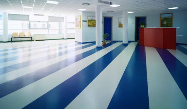 PVC地板的选购方法