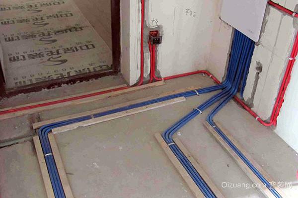 家庭装修电路改造技巧二,卧室电路改造