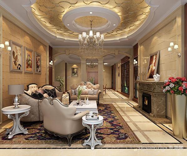 白色欧式家具混搭