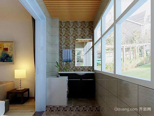阳台装修做防水和排水的技巧