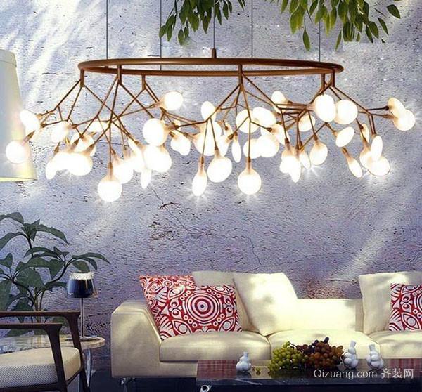家用灯饰选购的原则介绍