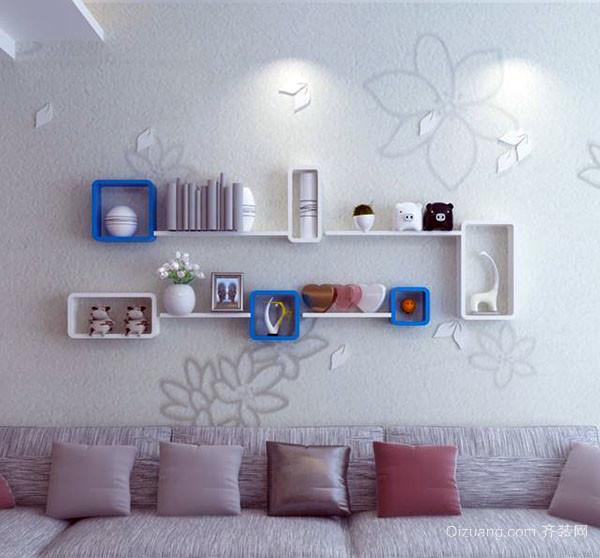 安装墙上置物架的原则介绍