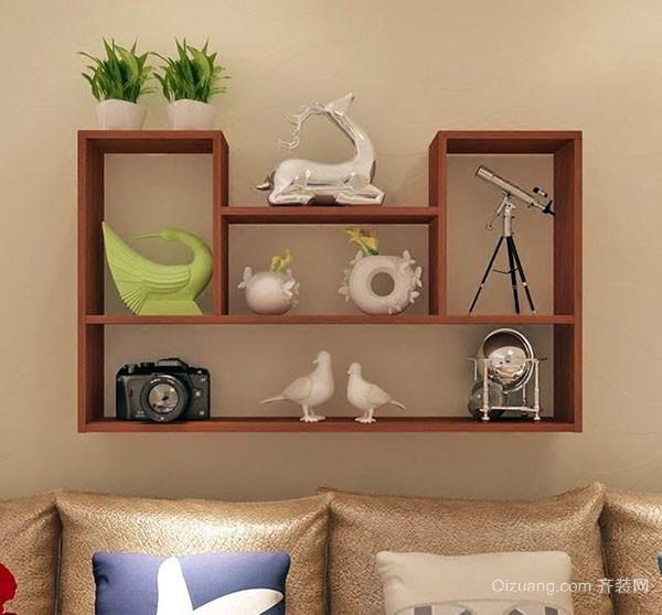 安装墙上置物架原则介绍