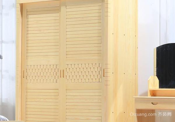 保养实木衣柜怎么做