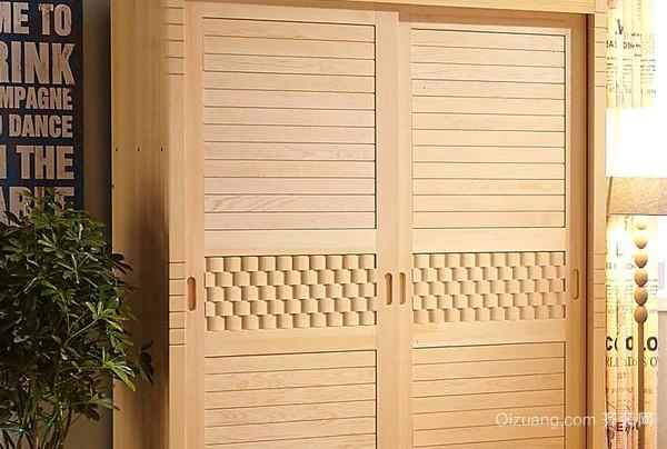 保养实木衣柜怎么做才对