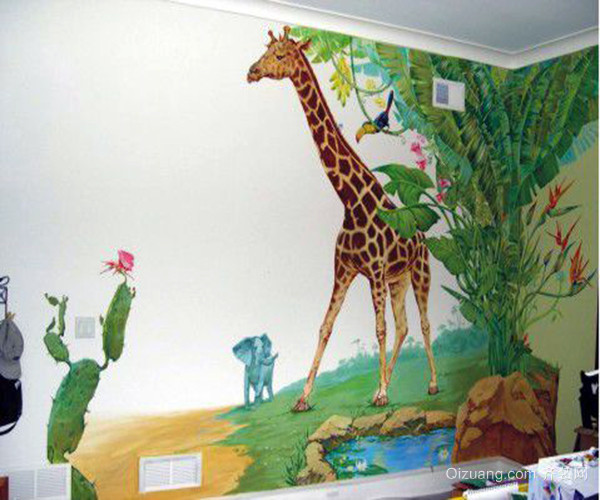 儿童房家装材料如何选择