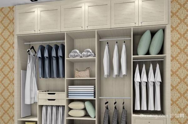 三,嵌入式衣柜的设计要考虑什么——内部格局是否合理