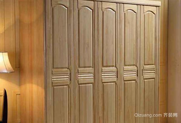 松木衣柜的清洗方法