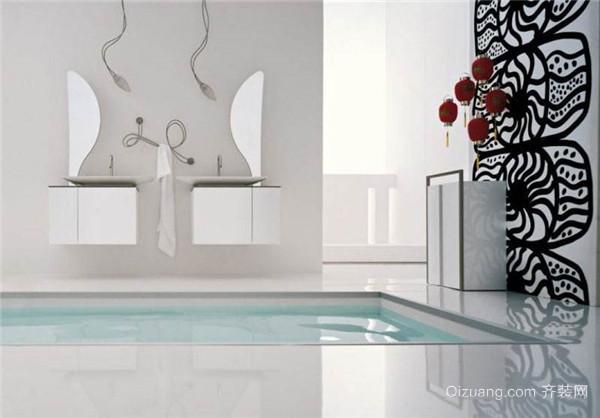 卫生间装修有哪些独特的设计