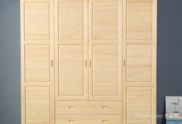 清洗松木衣柜的方法