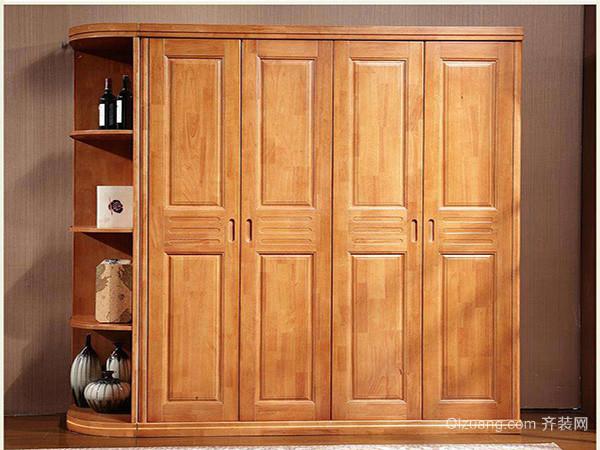 有人习惯于用木板,铁片垫在衣柜一只腿下,以纠正地面的不平求得衣柜