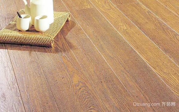 新型地板材料功能多