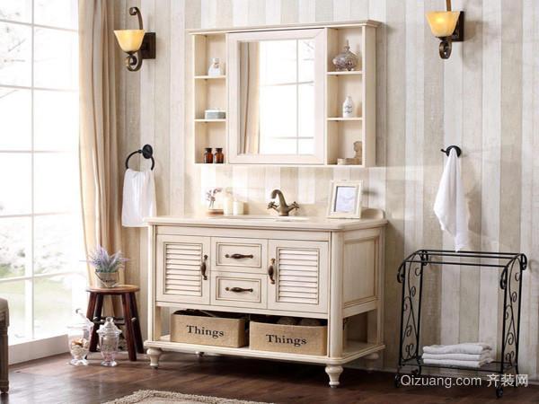 避免实木浴室柜开裂的方法
