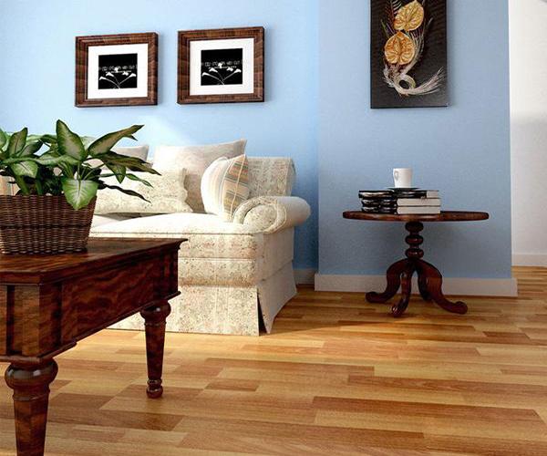 维护保养木地板