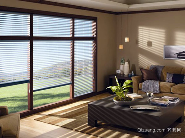 随着百叶窗帘的普及,市面上百叶窗帘的款式也是非常之多,那么 百叶