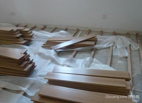 地板辅材木龙骨选购方法