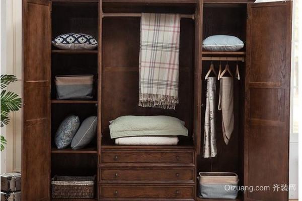 怎么判断实木衣柜的质量好坏 掌握方法才能不吃亏