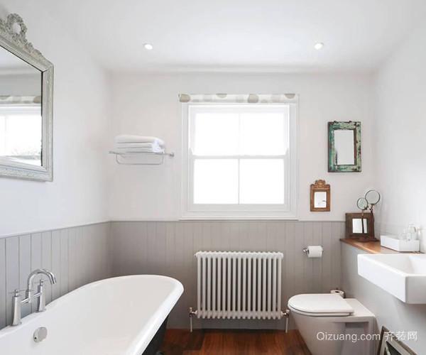 装修卫生间可以选择哪些瓷砖材质 防水防滑是基础