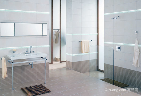 卫浴间防水施工的具体流程