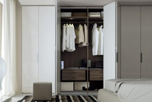 定制衣柜的面积怎么计算